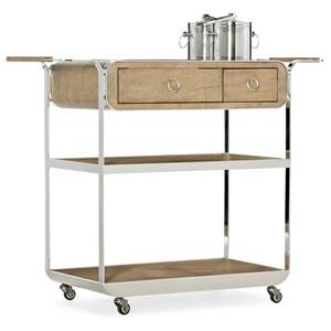 Poplar Beach Bar Cart