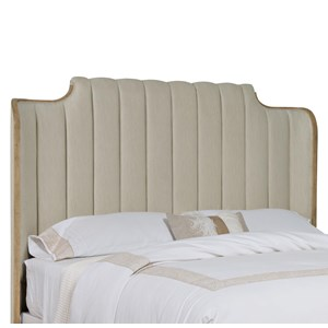 Mirada Queen Upholstered Headboard
