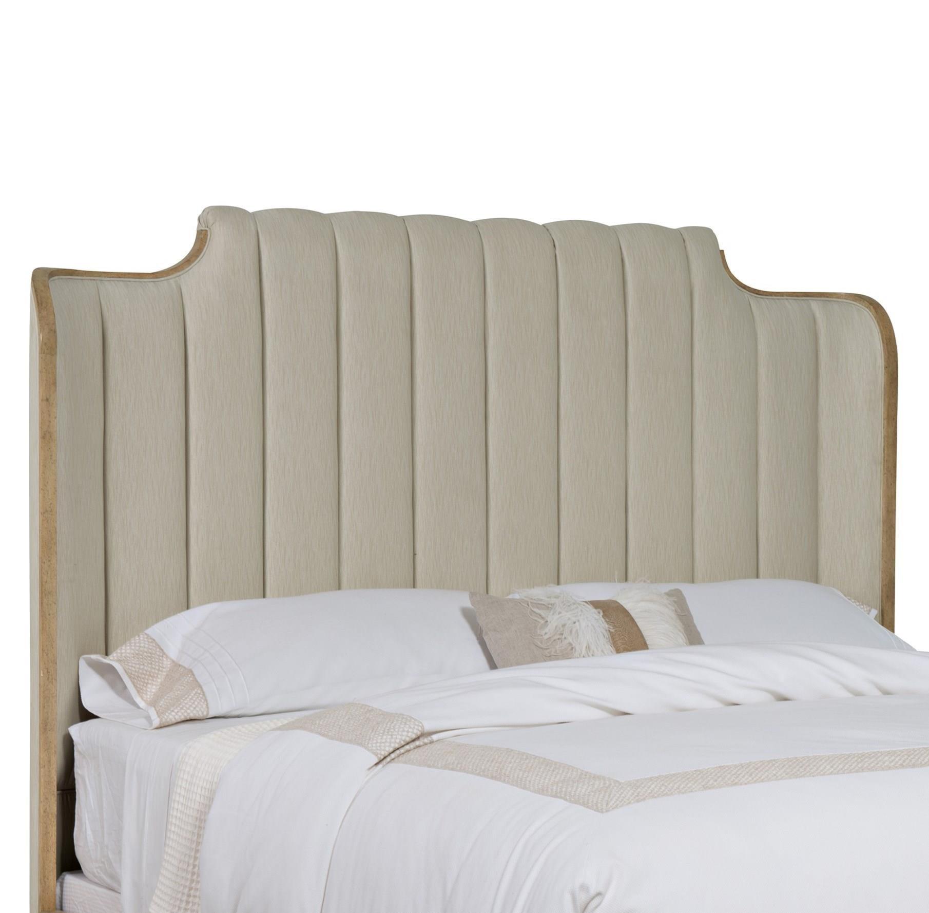 Novella Mirada King-CA King Upholstered Headboard by Hooker Furniture at Stoney Creek Furniture