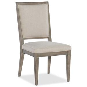 Hooker Furniture Pacifica Pacifica Upholstered Side Chair