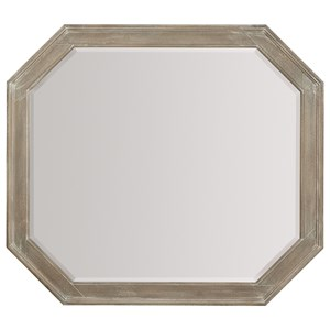 Hooker Furniture Pacifica Octagonal Mirror