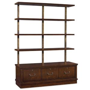 Hooker Furniture Palisade Bookcase