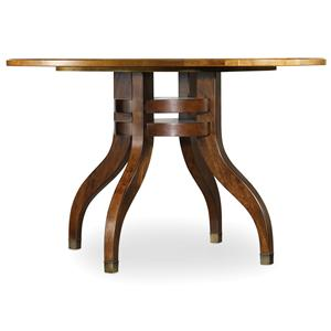Hooker Furniture Palisade 48 Inch Round Dining Table