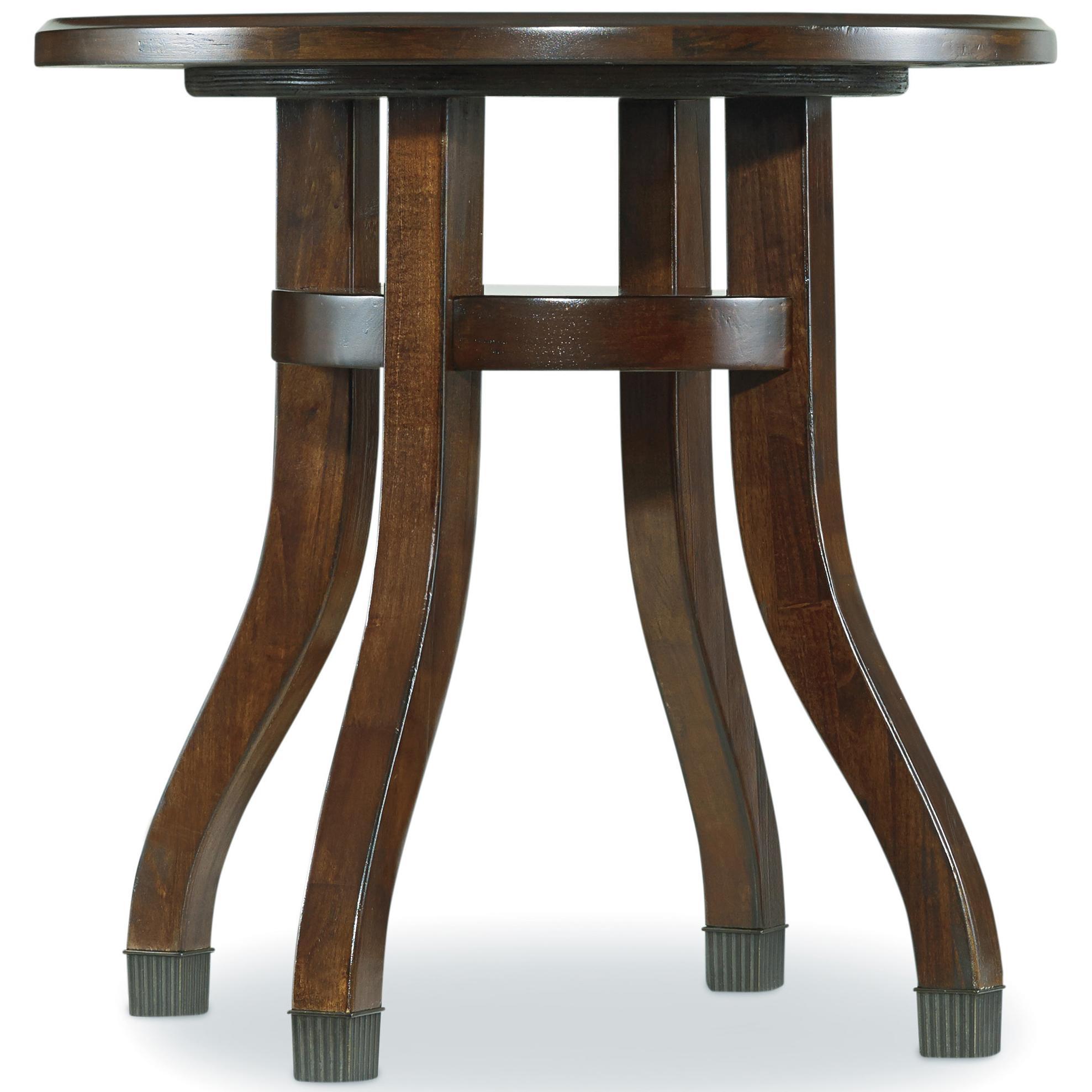 Hooker Furniture Palisade Round End Table - Item Number: 5183-80116