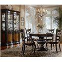 Hooker Furniture Preston Ridge Pedestal Dining Table