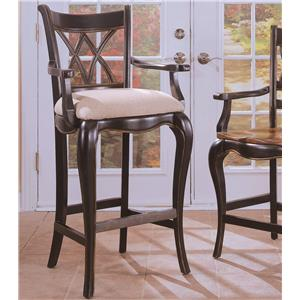 Hooker Furniture Preston Ridge Counter Stool