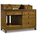 Hooker Furniture Retropolitan Credenza with USB Charging Stations