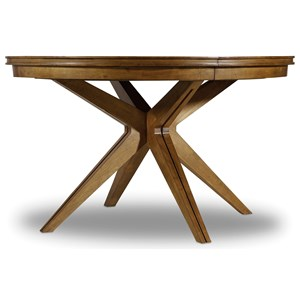 Hooker Furniture Retropolitan Round Dining Table