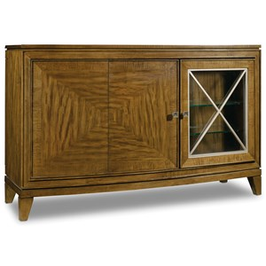 Hooker Furniture Retropolitan Transitional Server