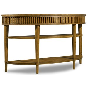 Hooker Furniture Retropolitan Console Table
