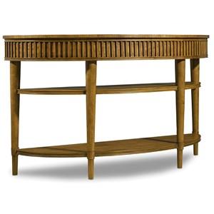 Hooker Furniture Retropolitan Console Table