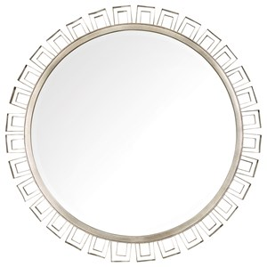 Hooker Furniture Retropolitan Metal Mirror