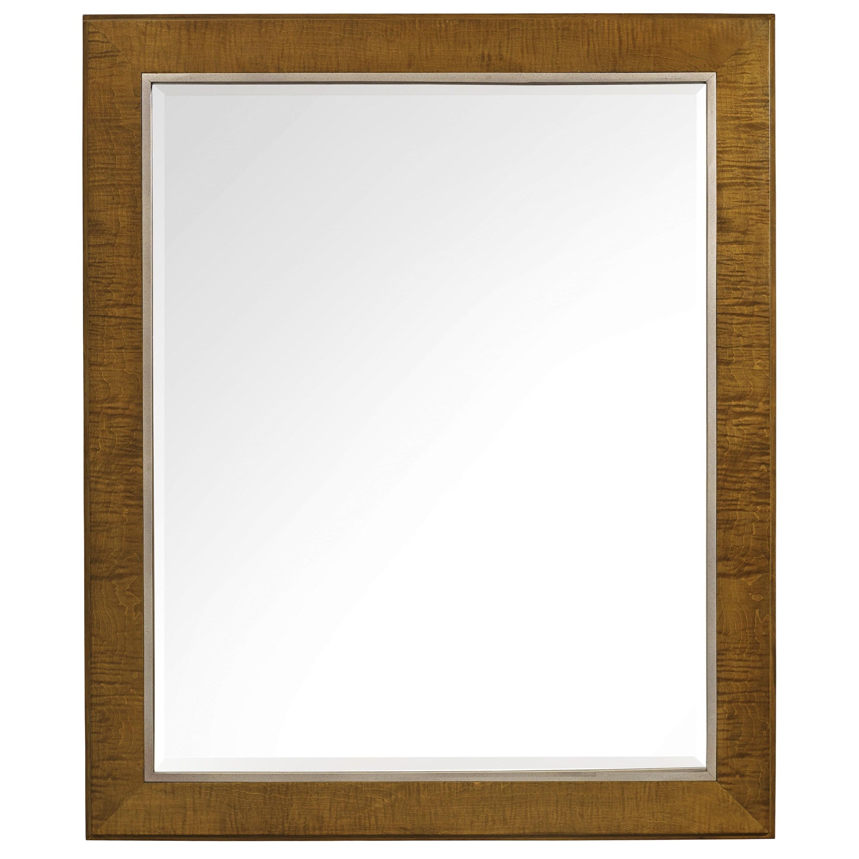 Hooker Furniture Retropolitan Landscape Mirror - Item Number: 5510-90009-MWD