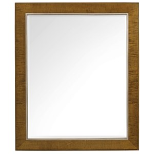 Hooker Furniture Retropolitan Landscape Mirror
