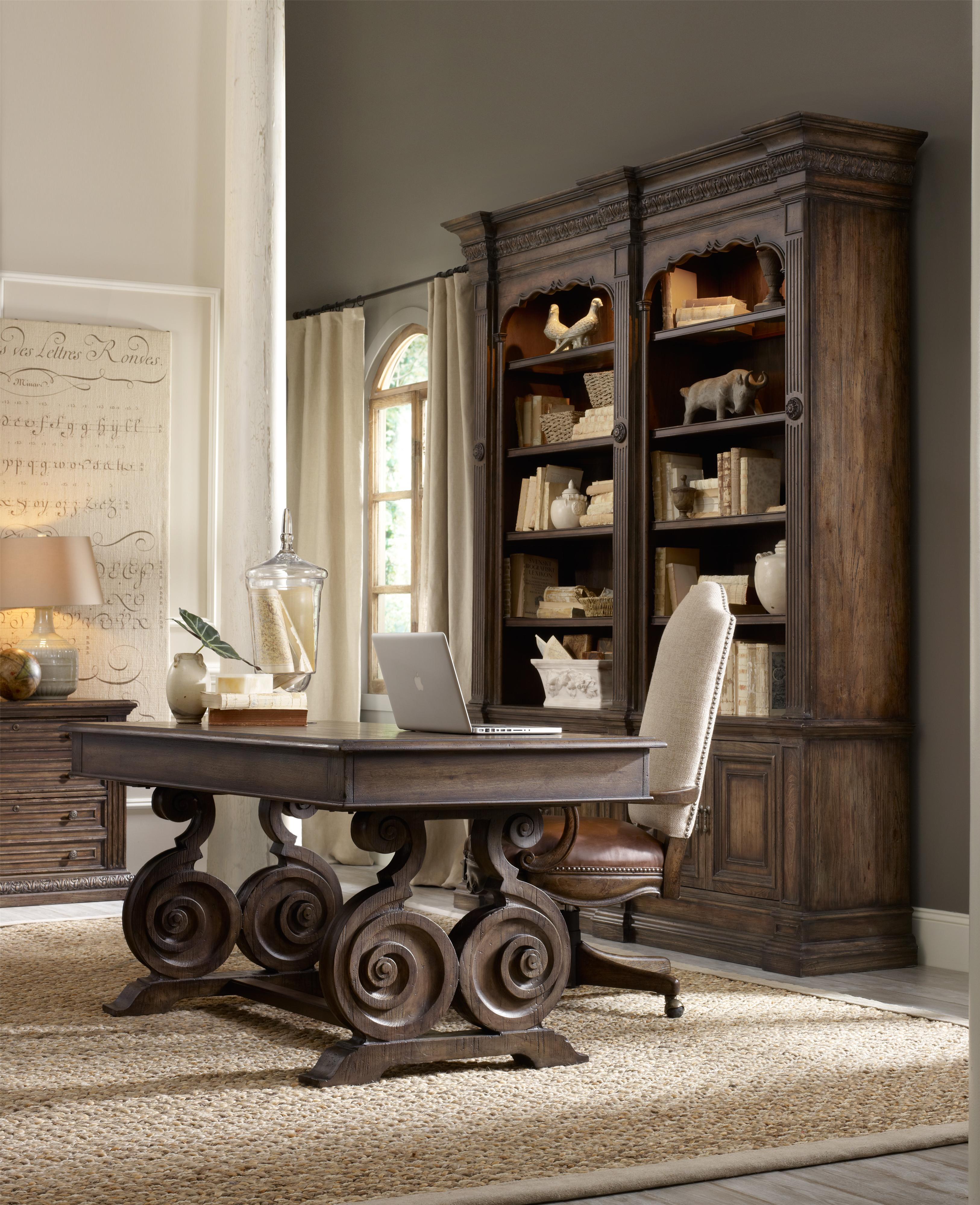 Hooker Furniture Rhapsody Accent Writing Desk With