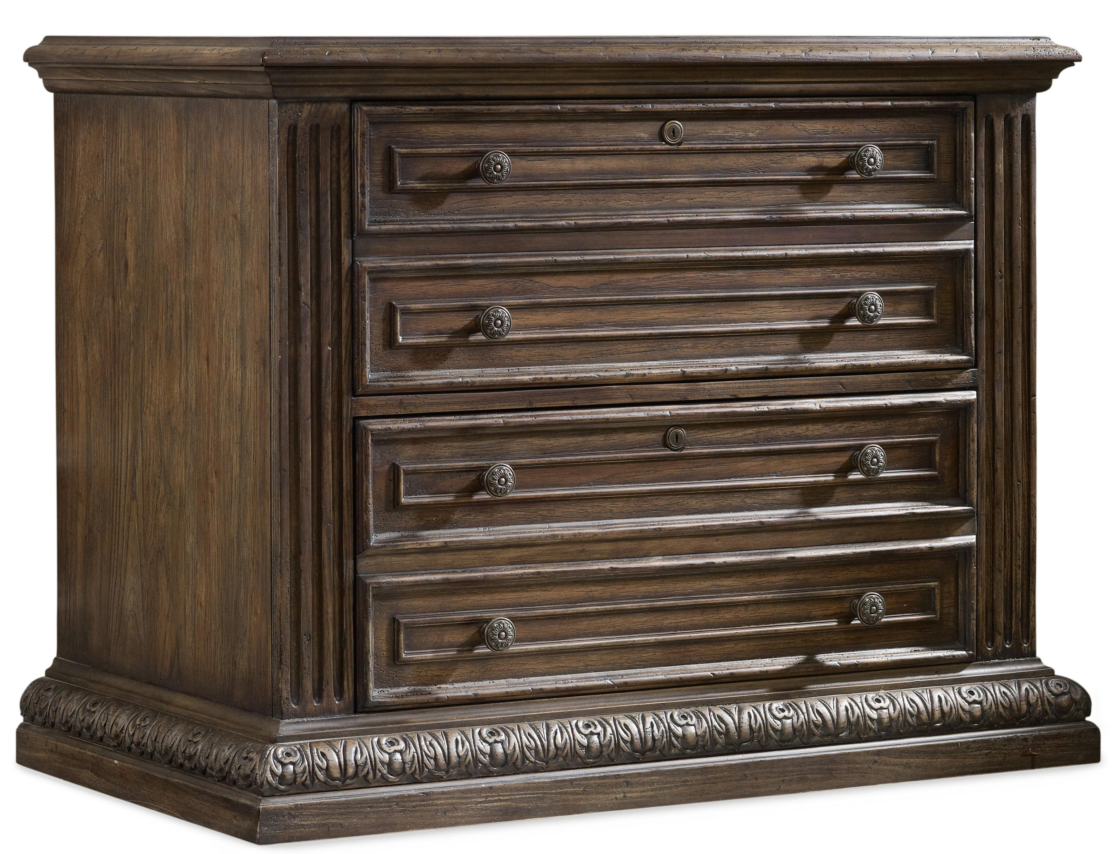Hooker Furniture Rhapsody Lateral File - Item Number: 5070-10466