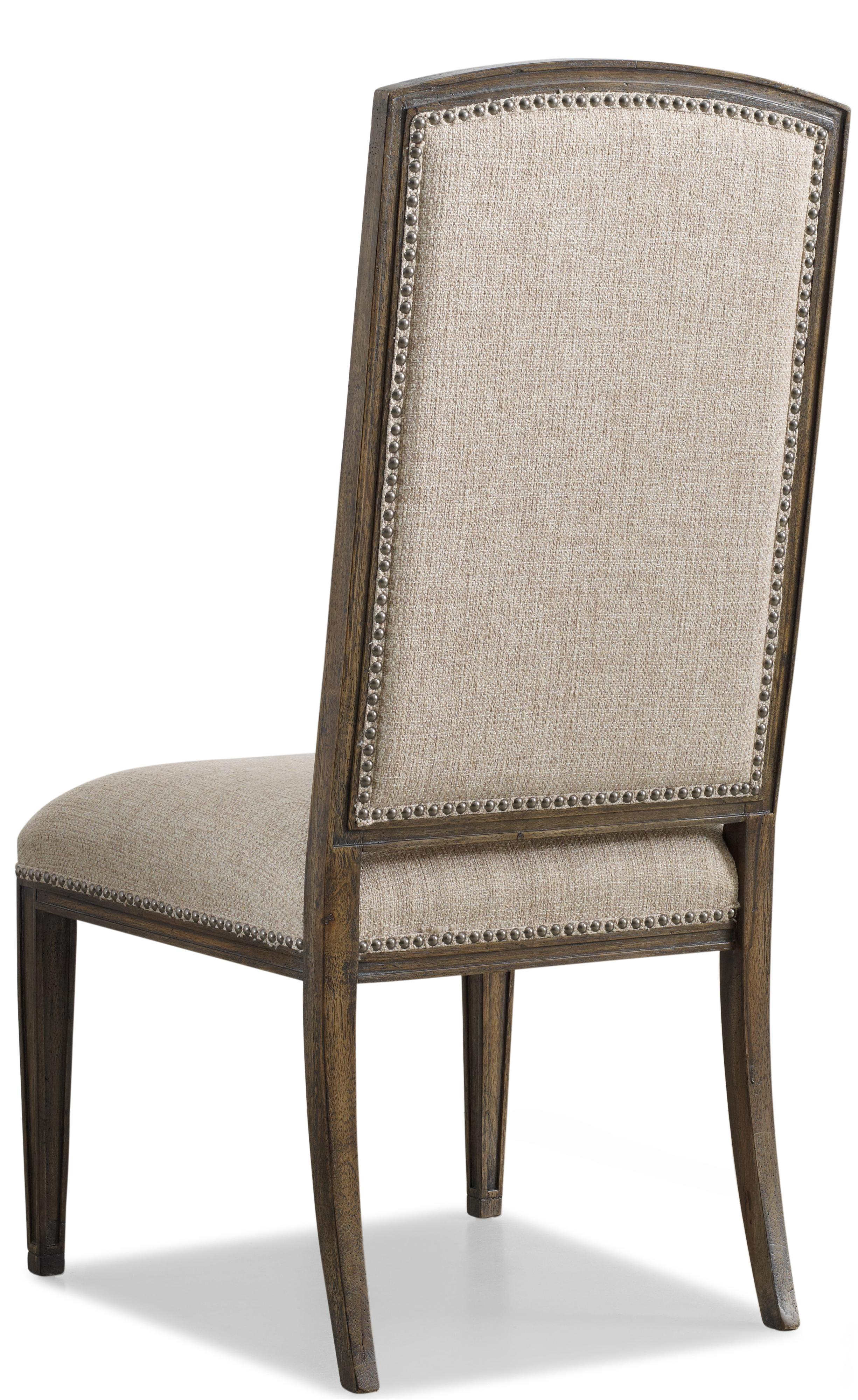 Hooker Furniture Rhapsody Side Chair - Item Number: 5070-75410