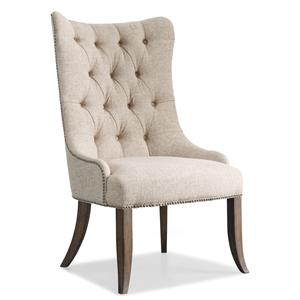 Hooker Furniture Rhapsody Tufted Dining Chair