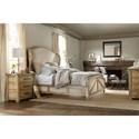 Hooker Furniture American Life - Roslyn County California King Bedroom Group - Item Number: 1618 MWD CK Bedroom Group 1
