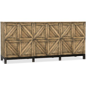 Hooker Furniture American Life - Roslyn County Entertainment Console