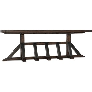 Hooker Furniture American Life - Roslyn County Console Table