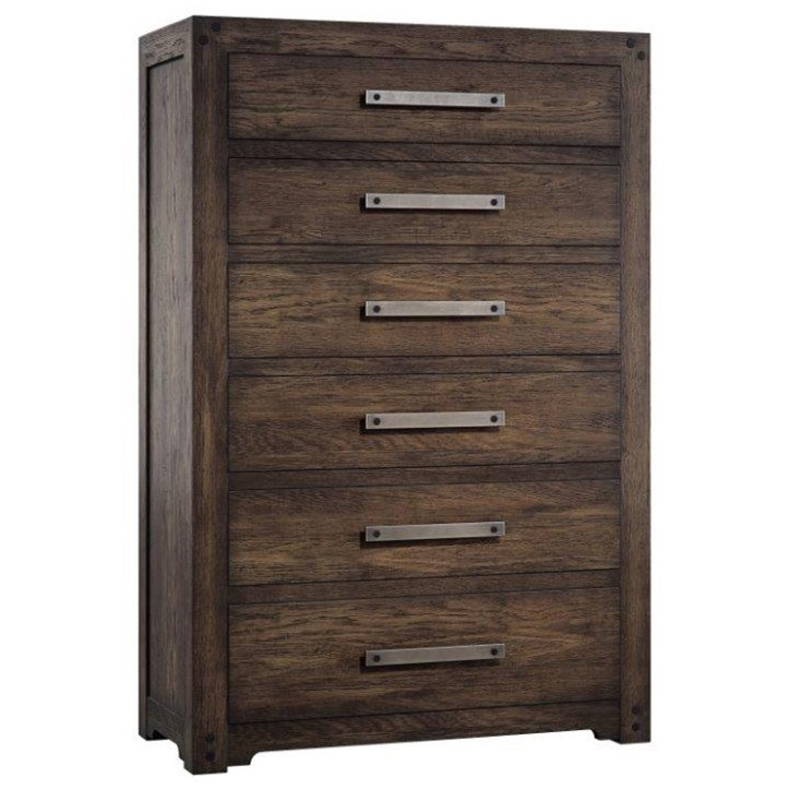 Six-Drawer Chest