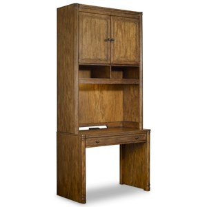 Hooker Furniture Saint Armand Desk and Hutch