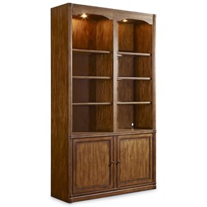 Hooker Furniture Saint Armand Wall Bookcase