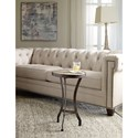 Hooker Furniture Saint Armand Martini Table with Wood Top