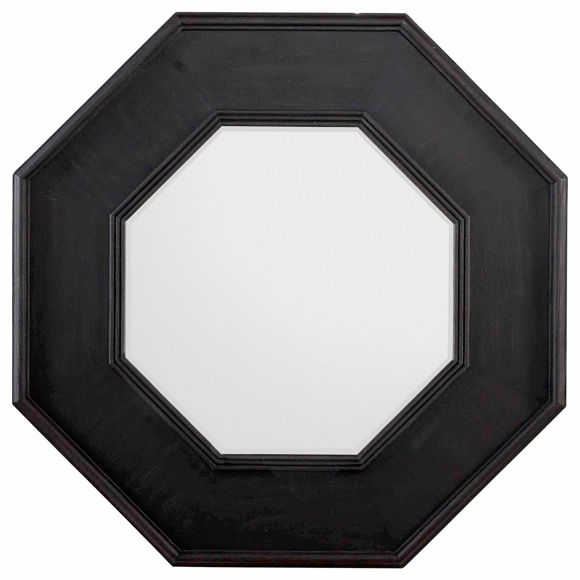 Hooker Furniture Saint Armand Hexagon Mirror - Item Number: 5602-90007