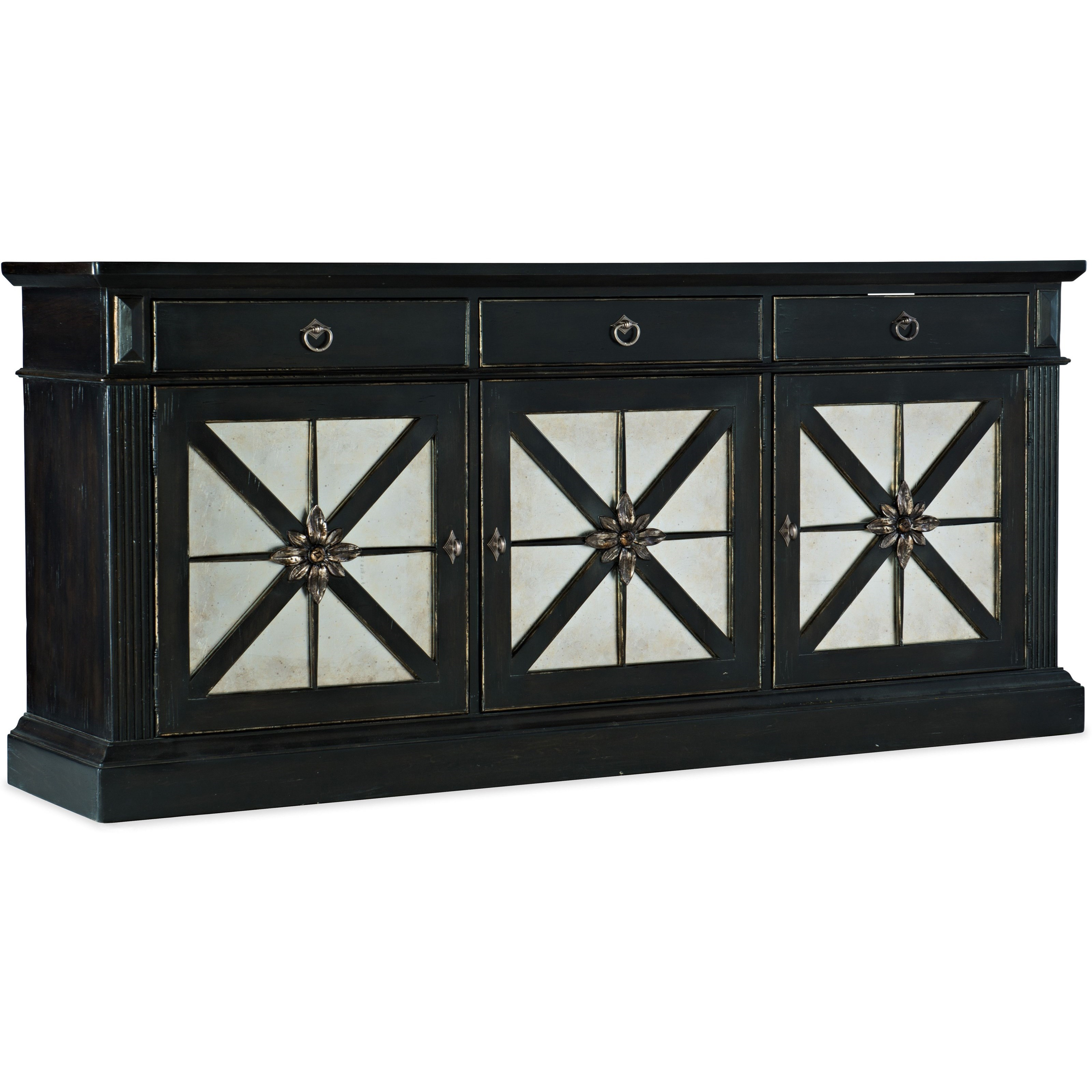 Premier Entertainment Console Noir