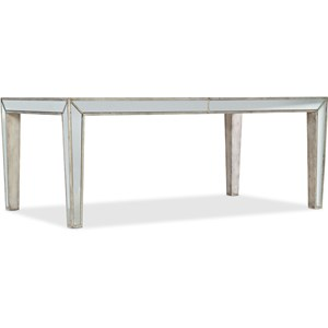 Sante Rectangular Dining w/2-18in