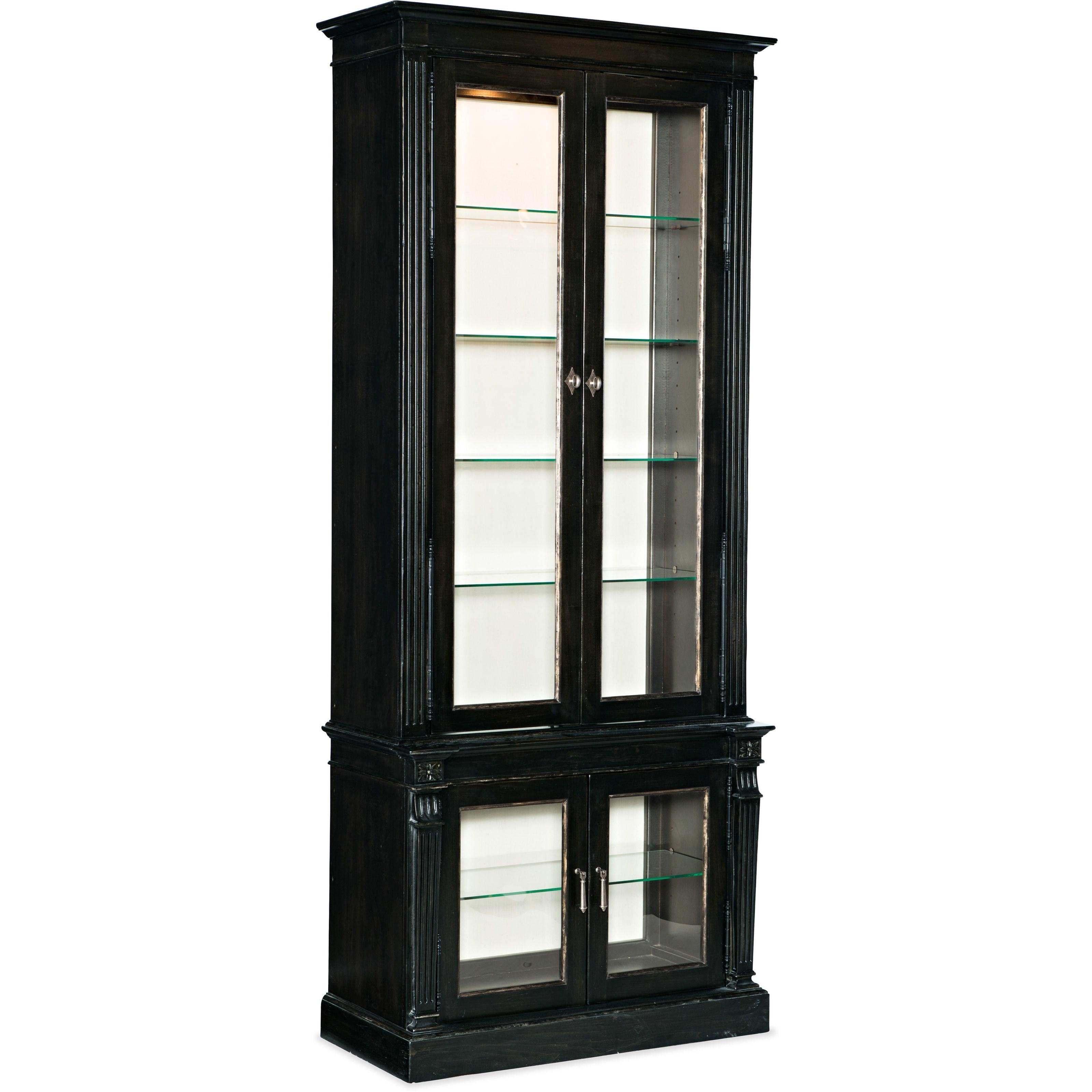 Display Cabinet Noir