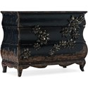 Hooker Furniture Sanctuary Charmant Bachelorette Chest - Item Number: 5845-90017-99