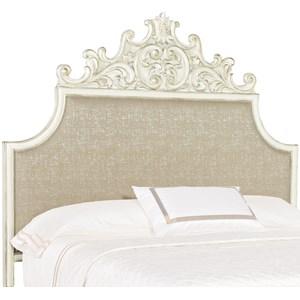 Anastasie Queen Upholstered Headboard