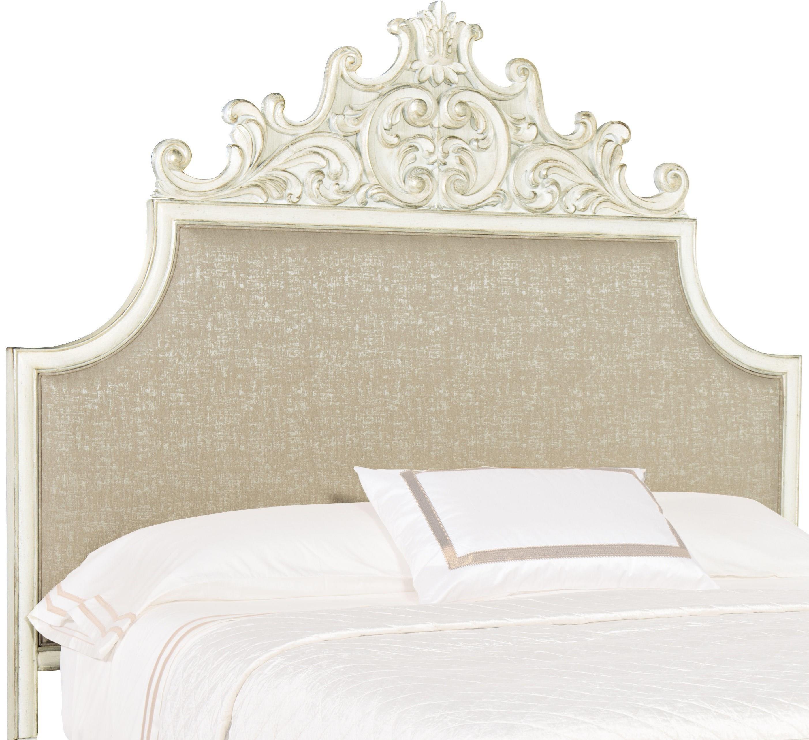 Anastasie King-CA King Upholstered Headboard