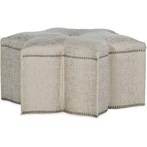 Star of the Show Ottoman