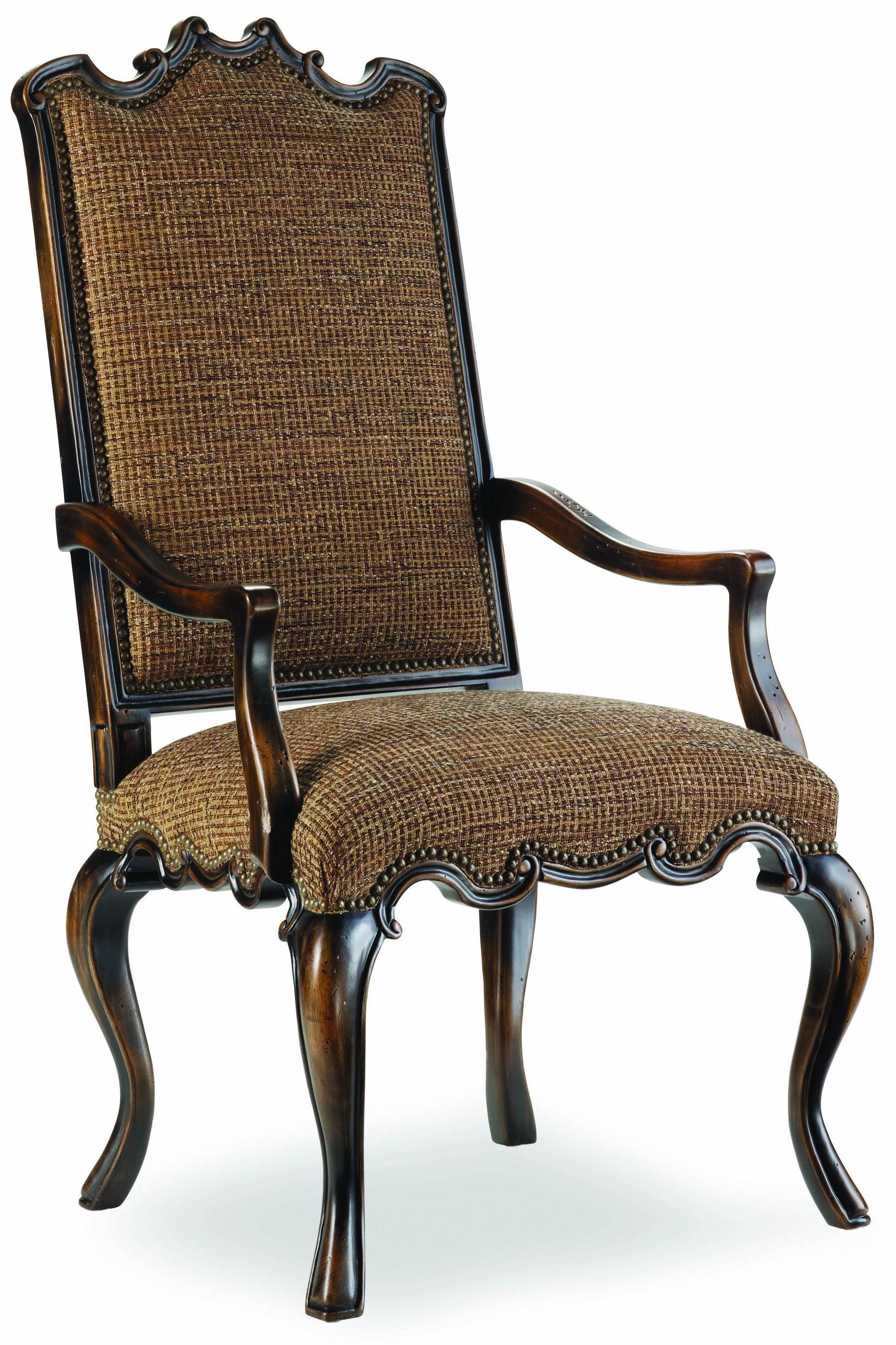 Hooker Furniture Sanctuary Canterbury Arm Chair - Item Number: 200-351257