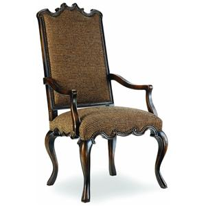 Hooker Furniture Sanctuary Canterbury Arm Chair