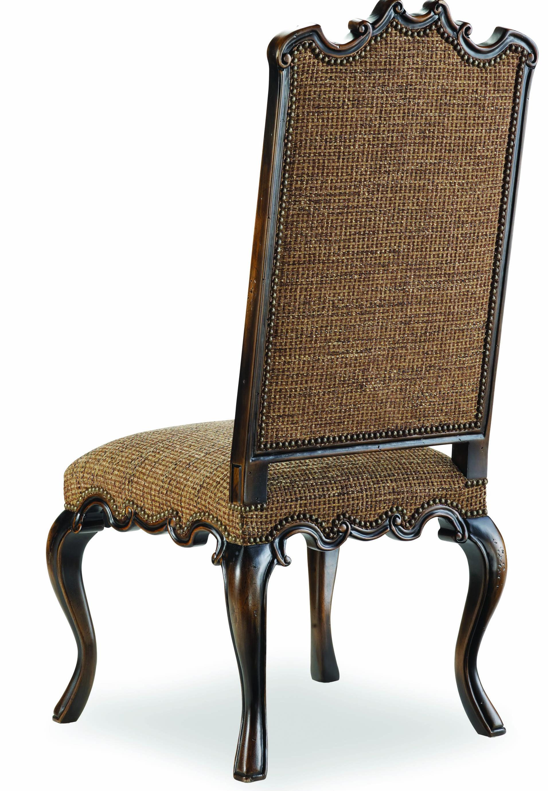 Hooker Furniture Sanctuary Canterbury Side Chair - Item Number: 200-351258