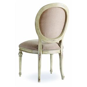 Hooker Furniture Sanctuary Wilshire Side Chair