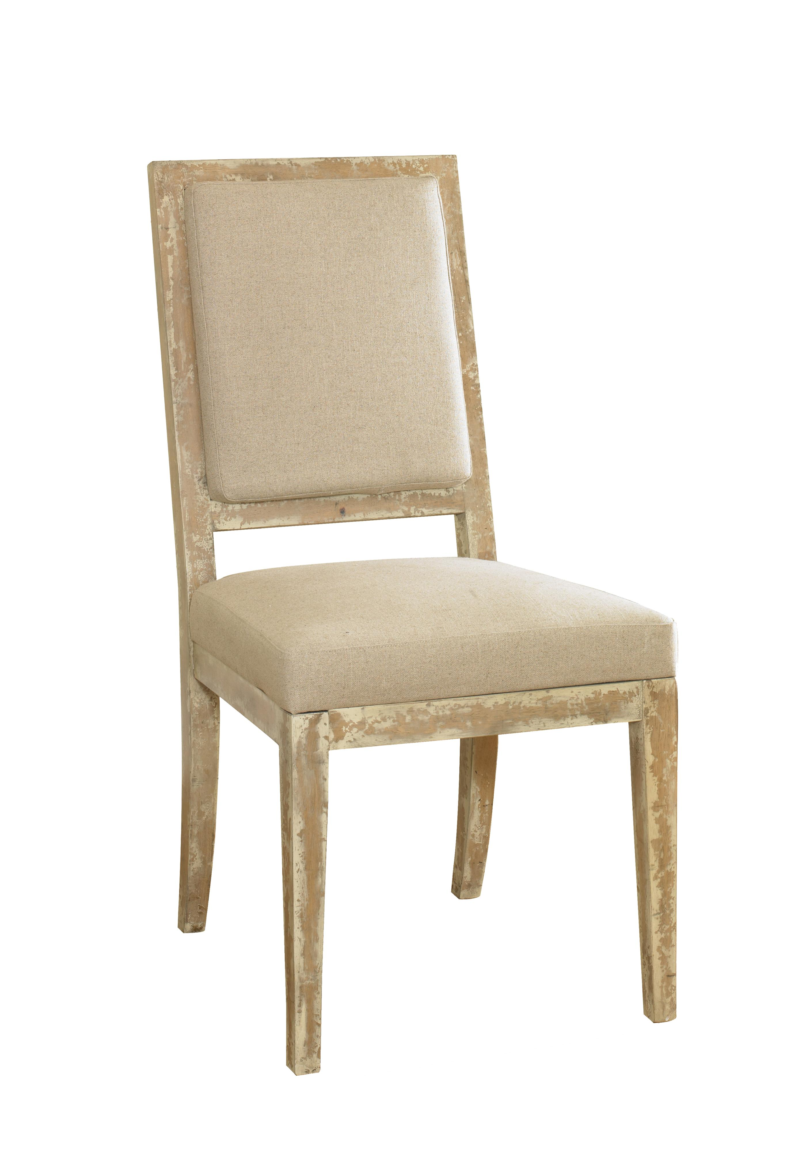 Hooker Furniture Sanctuary Addison Side Chair - Item Number: 200-36-064