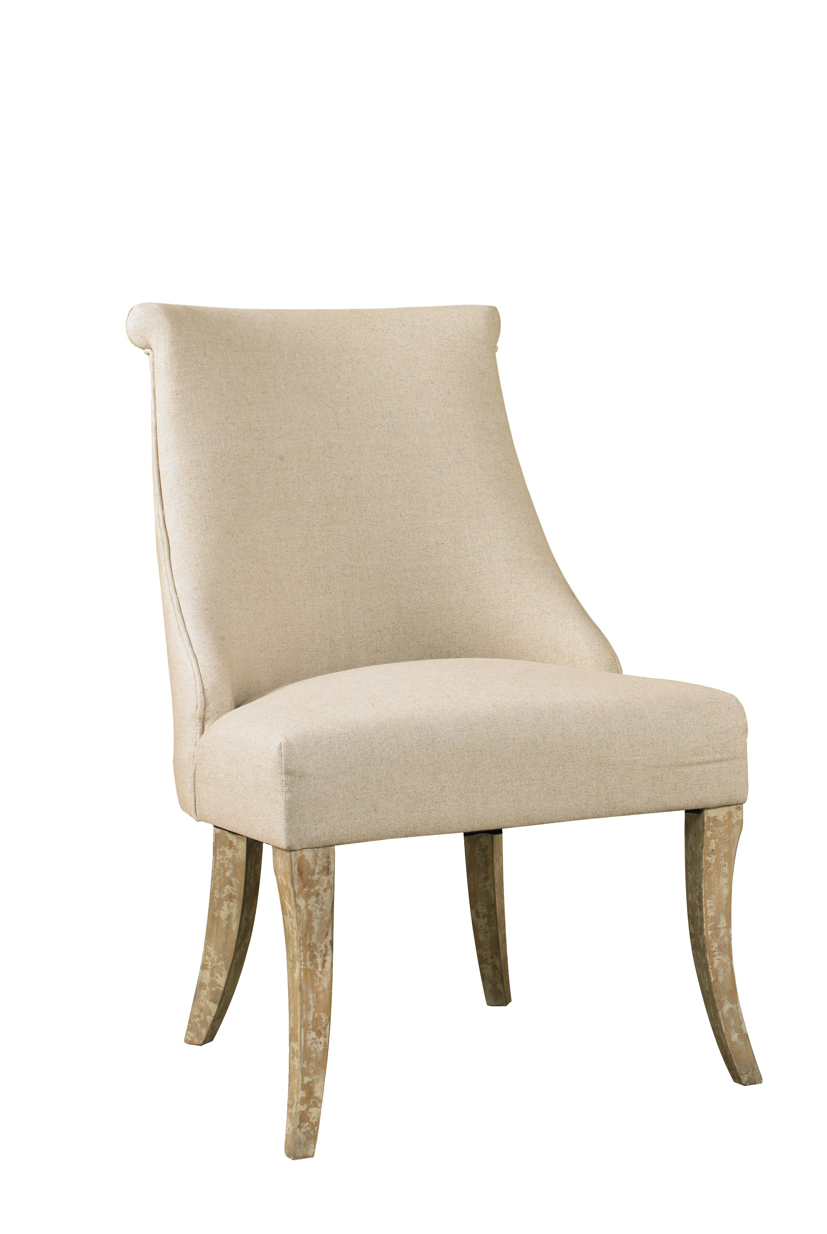 Hooker Furniture Sanctuary Jada Chair - Item Number: 200-36-071