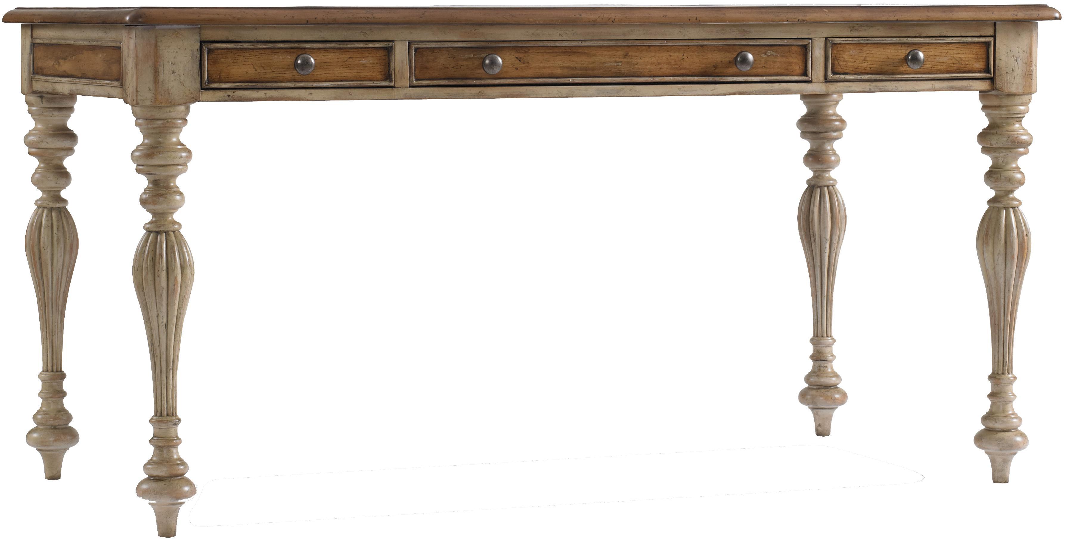 Hooker Furniture Sanctuary 60-Inch Writing Desk - Item Number: 3002-10458
