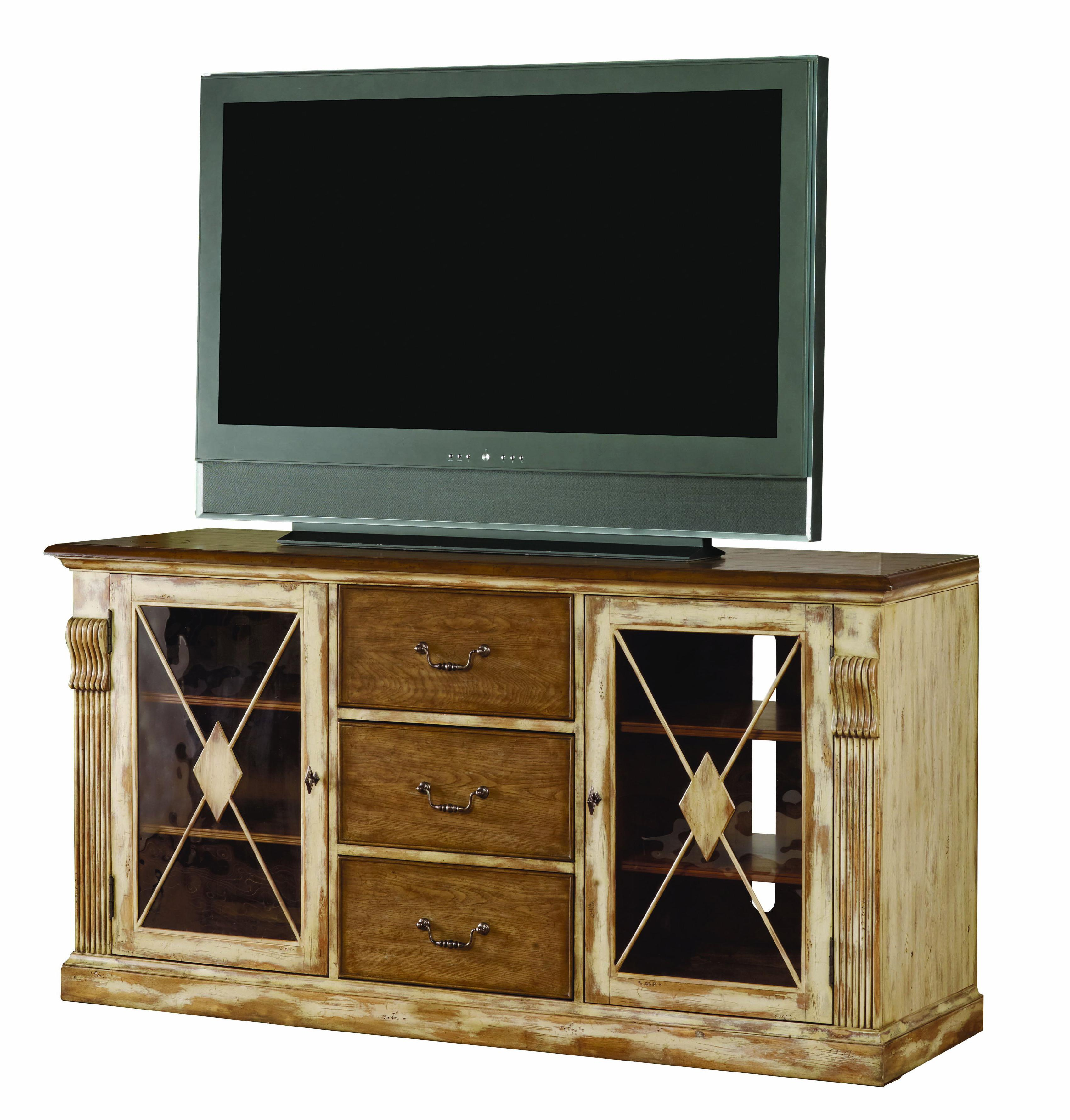 Hooker Furniture Sanctuary Entertainment Console - Item Number: 3002-70465