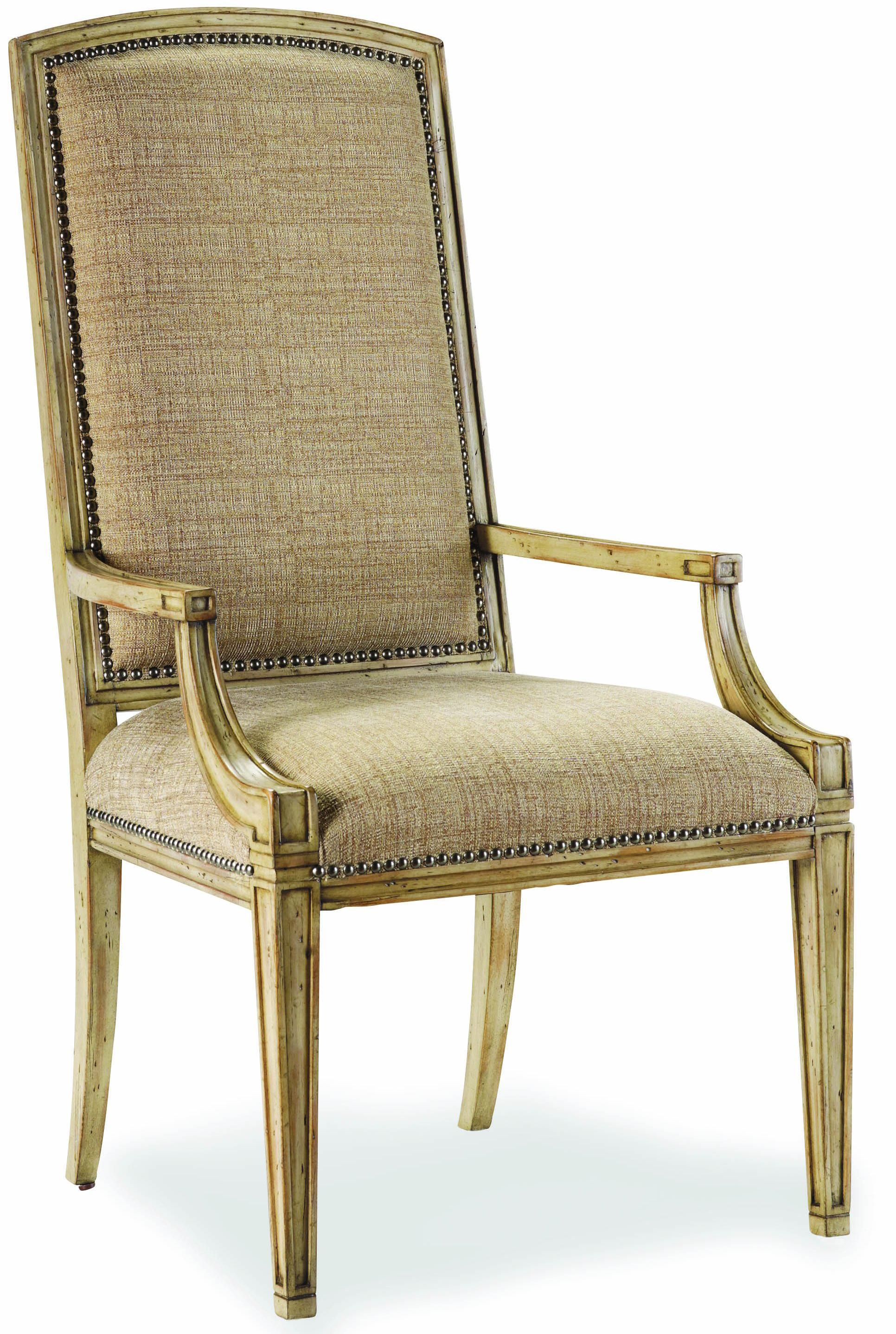Hooker Furniture Sanctuary Mirage Arm Chair - Item Number: 3002-75420