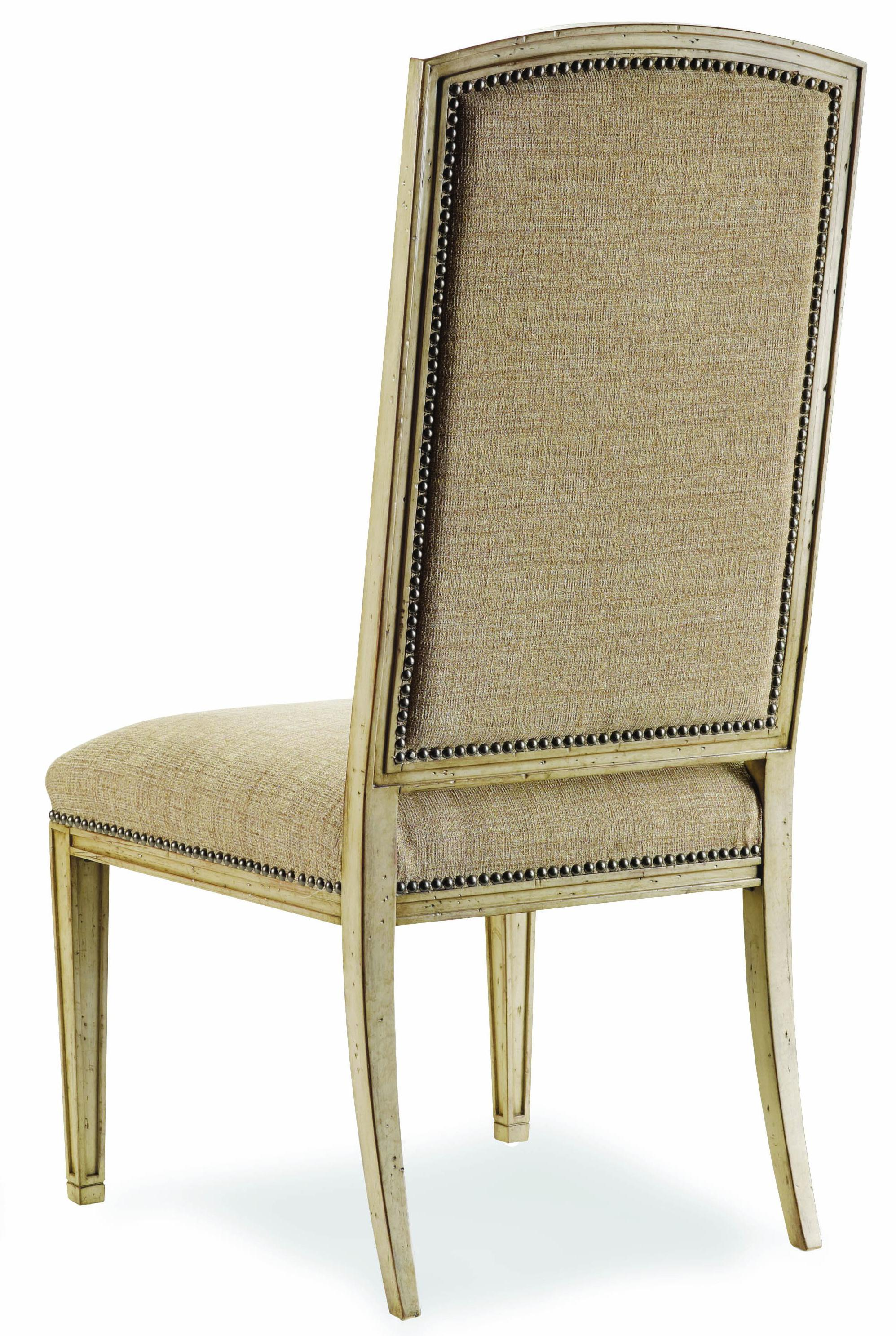 Hooker Furniture Sanctuary Mirage Side Chair - Item Number: 3002-75430