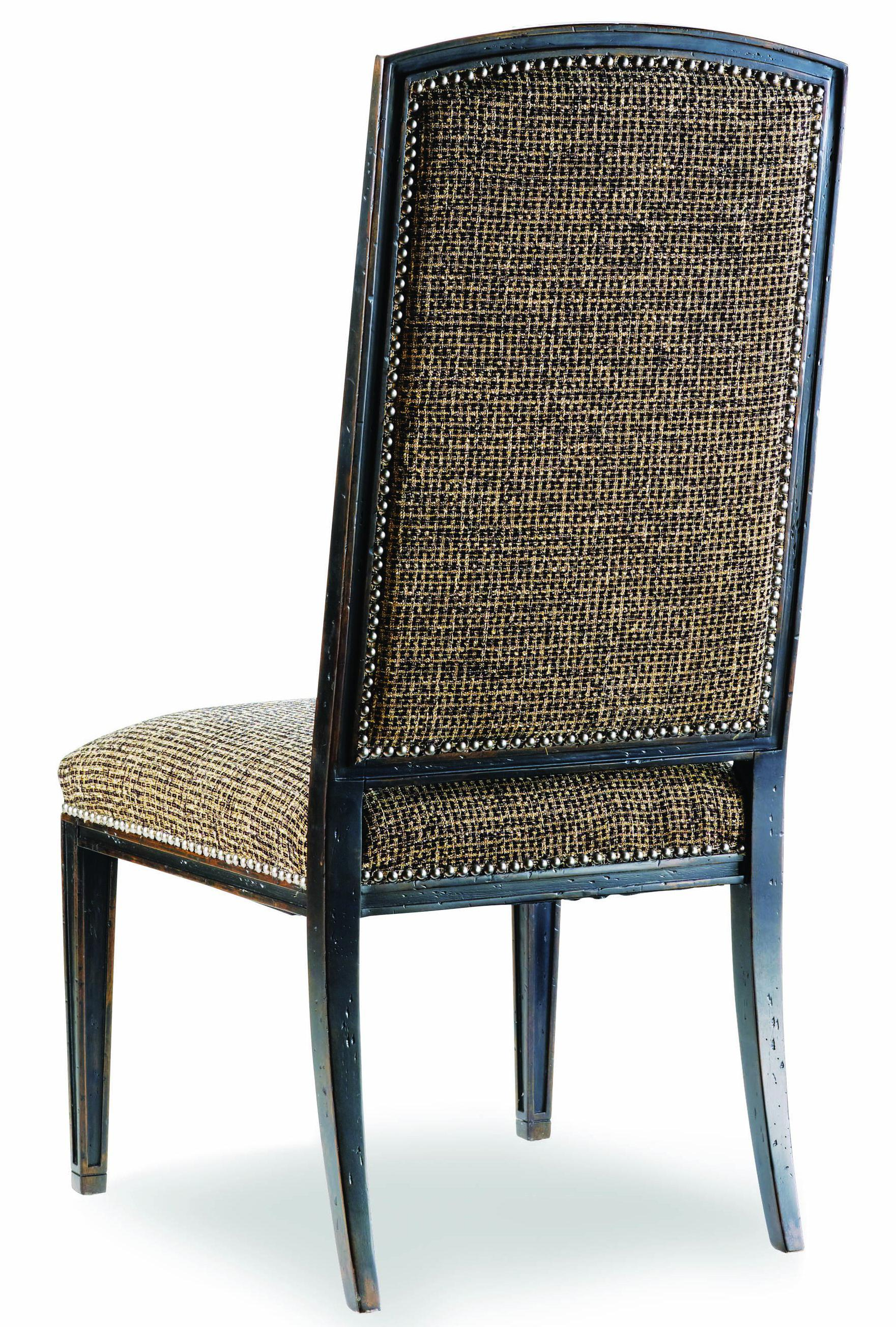 Hooker Furniture Sanctuary Mirage Side Chair - Item Number: 3005-75410