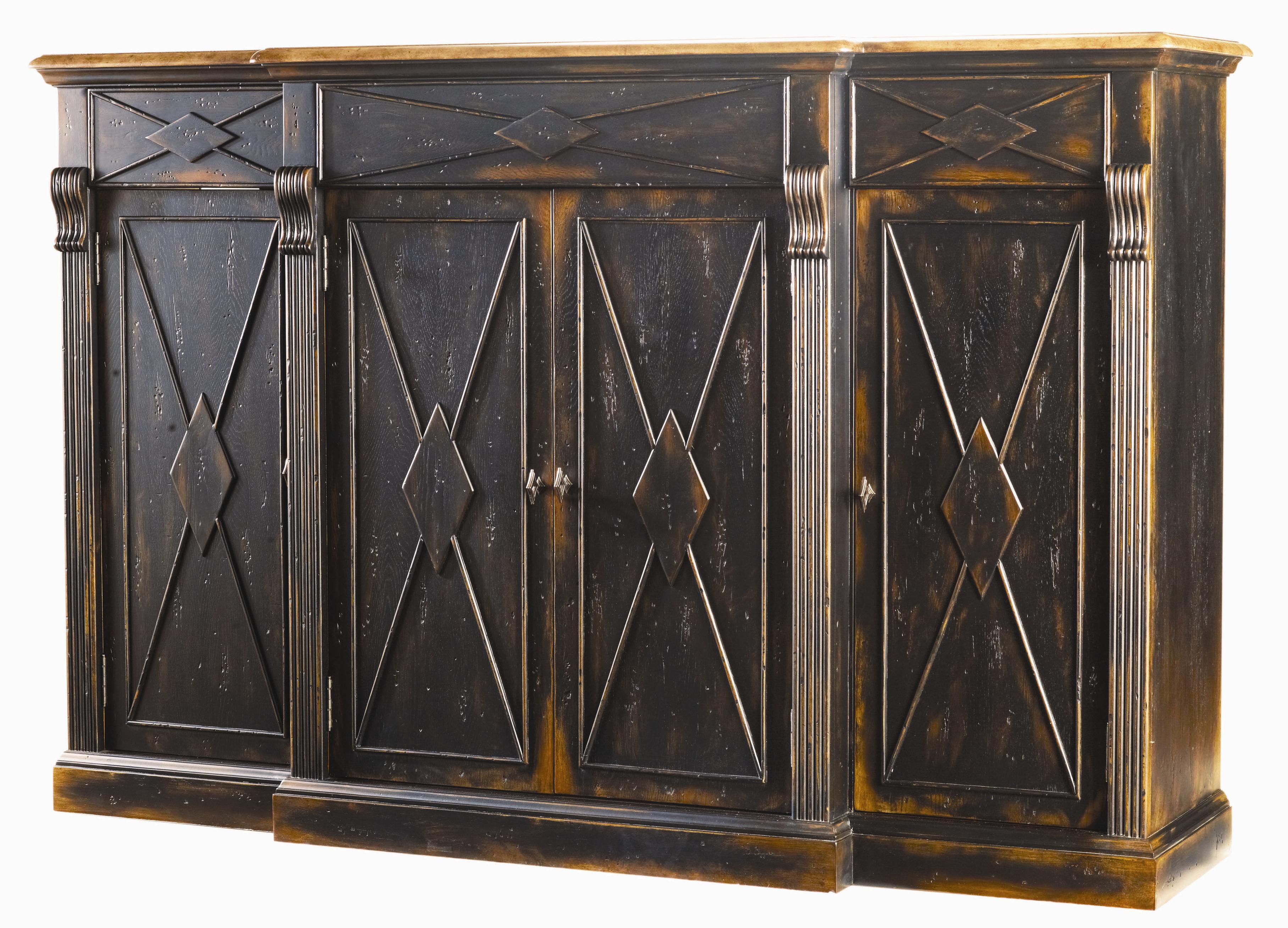 Hooker Furniture Sanctuary Credenza   Item Number: 3005 85002