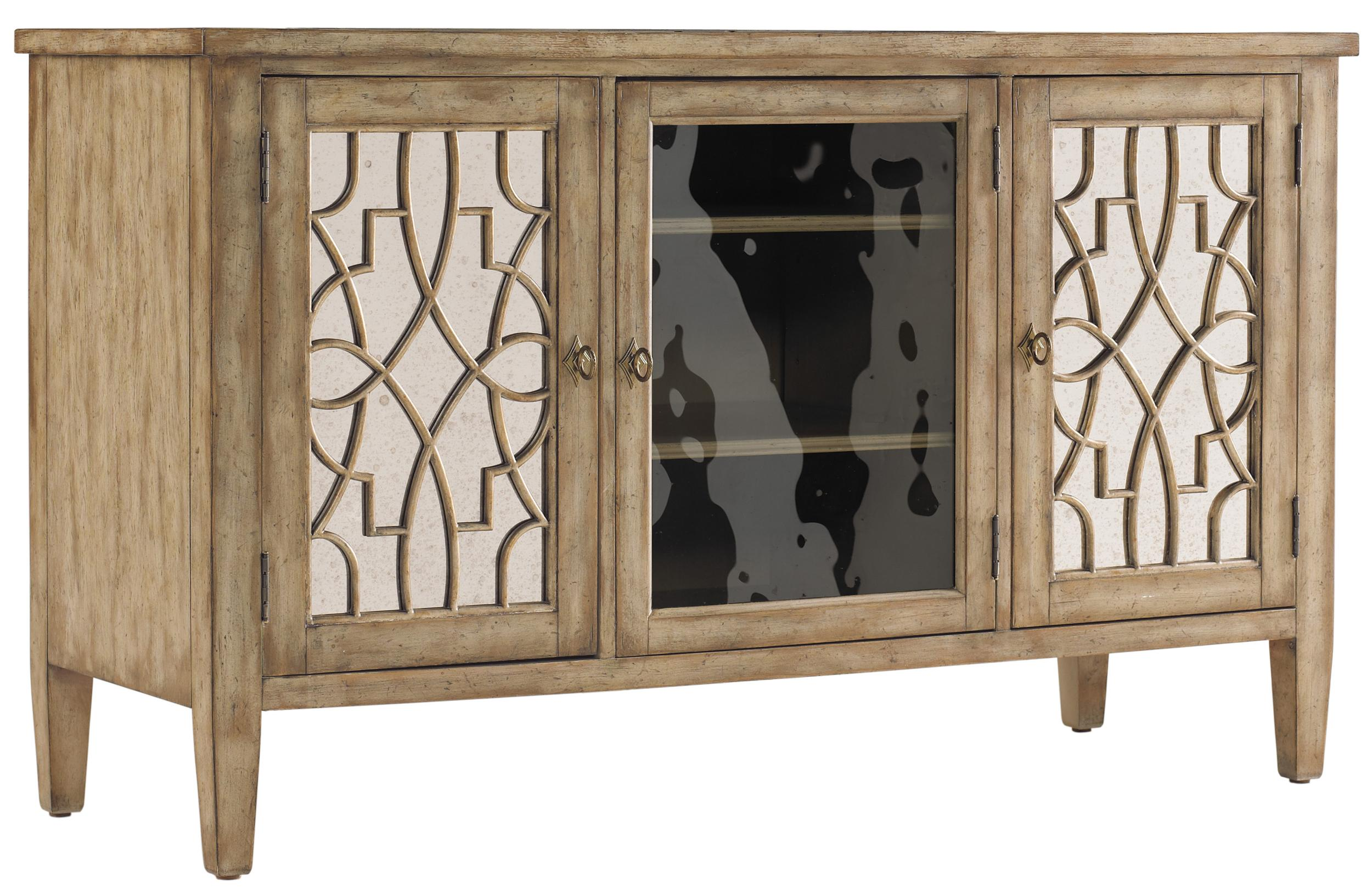 Hooker Furniture Sanctuary Entertainment Console - Item Number: 3013-55457